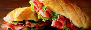 Sandwiches, Catering